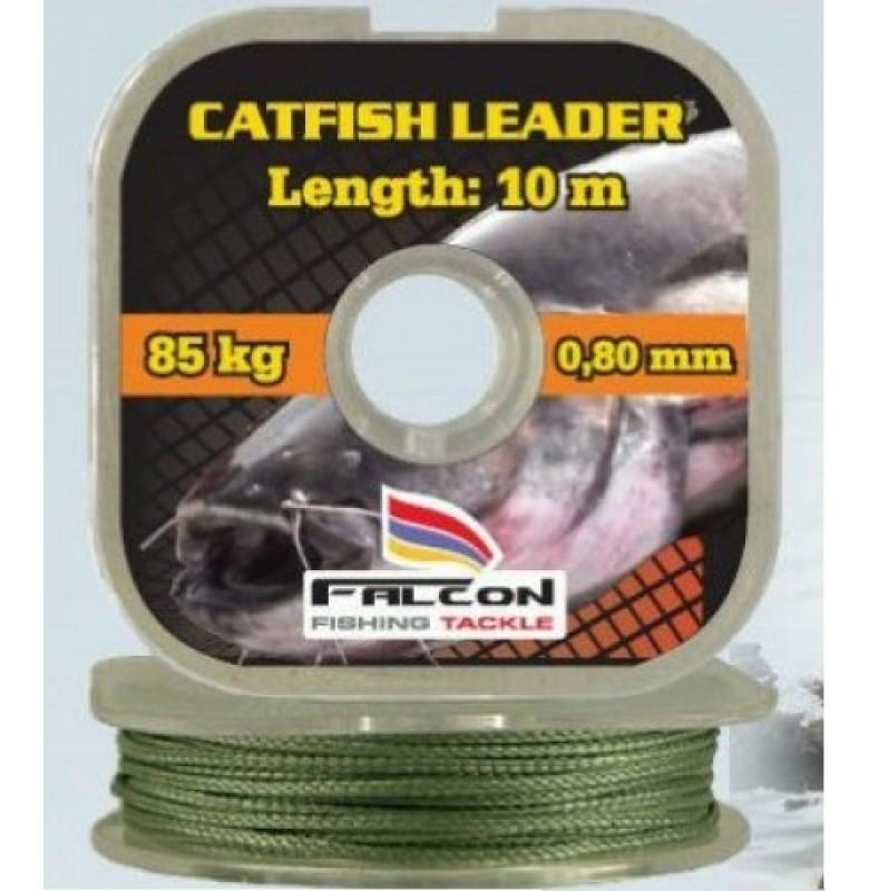 CATFISH LEADER STRUNA 0,80 mm