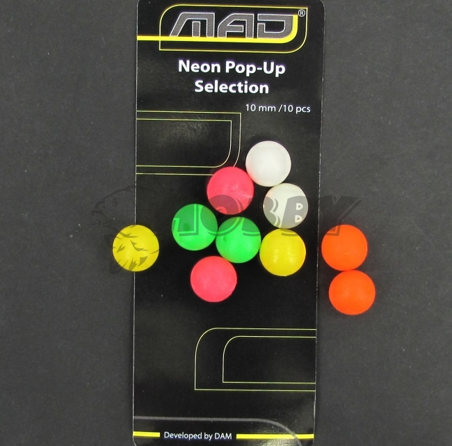 MAD NEON POP-UP SELECTION 10mm