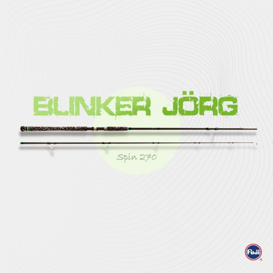 ZECK Blinker Jorg - štap 270cm /30-180g