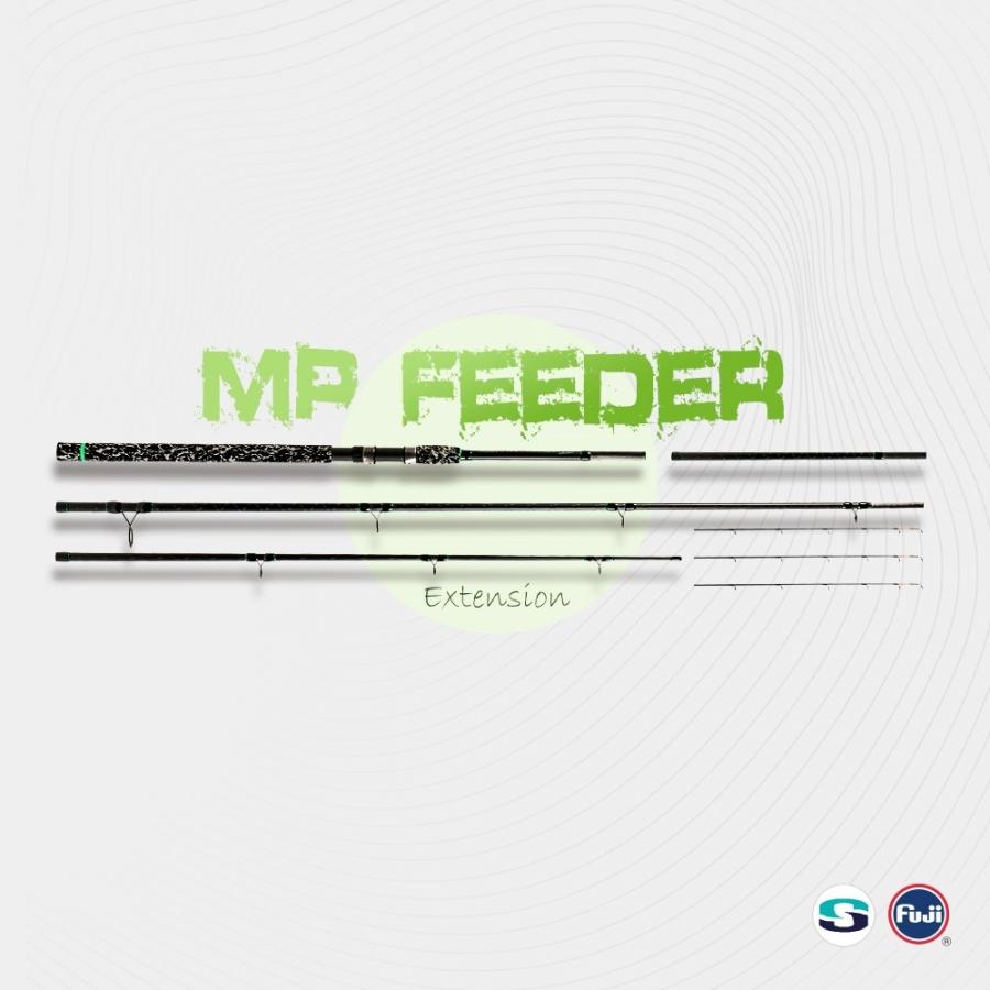 ZECK FEEDER 320-360 CM / 120 GR