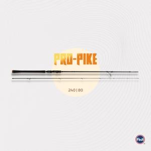 Zeck Pro-Pike 240cm/80gr